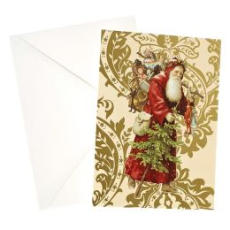 Father Christmas Christmas Boxed Card