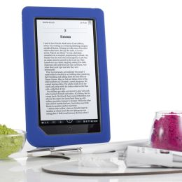 Silicone Frame in Cobalt for NOOK Color and NOOK Tablet
