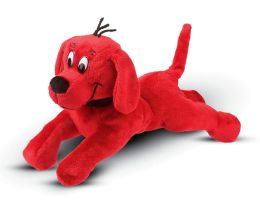 Clifford the Big Red Dog lying