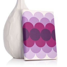 Jonathan Adler Purple Circles Cover