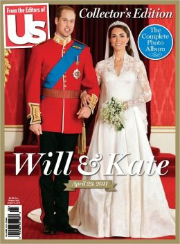 Us Collectors Edition: Royal Wedding (post-wedding edition)