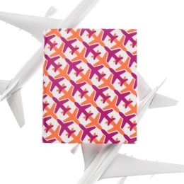 Jonathan Adler Jet Set Cover in Pink and Orange