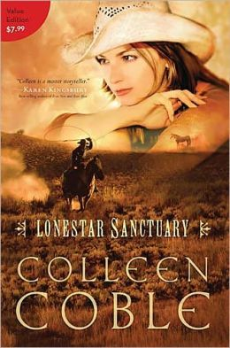 Lonestar Sanctuary (Lonestar Series #1)
