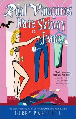 Real Vampires Hate Skinny Jeans (Real Vampires Series #8)