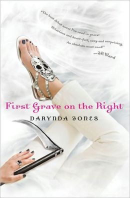 First Grave on the Right (Charley Davidson Series #1)