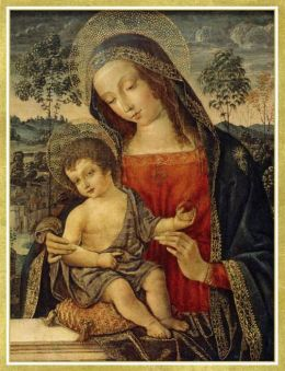 Madonna & Child Christmas Boxed Card