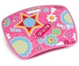 Daisy & Stars Pink Multi Lap Desk with Zip Pocket