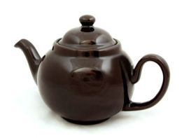 Brown Betty Rockingham Glaze 6 Cup Teapot in Gift box