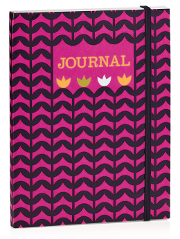 Jonathan Adler Multi Flowers Journal (6x8)