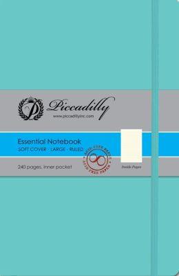 Essential Notebook-Large-Sky Blue- Soft