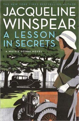 A Lesson in Secrets (Maisie Dobbs Series #8)