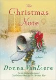 Book Cover Image. Title: The Christmas Note, Author: Donna VanLiere