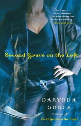 Second Grave on the Left (Charley Davidson Series #2)