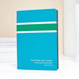 Carrol Stripe Cover in Turquoise HD+