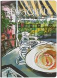 Product Image. Title: New Yorker Still Life Cover HD+