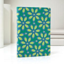 Tri-Colored Daisy Cover in Emerald/Vine HD