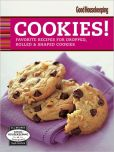 Book Cover Image. Title: Good Housekeeping Cookies!:  Favorite Recipes for Dropped, Rolled & Shaped Cookies, Author: Joanne Lamb Hayes