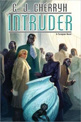 Intruder (Fifth Foreigner Series #1)