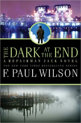 The Dark at the End (Repairman Jack Series #15)