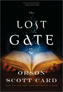 The Lost Gate (Mither Mages Series #1)