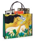"Product Image. Title: ""Celebrating Life"" Black History Month Tote 13"" x 15"" x 4.75"""