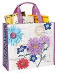 Product Image. Title: Printemps Fleur Tote Bag 15'' x 13'' x 6''