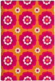 Product Image. Title: Happy Chic by Jonathan Adler Flowers in Pink/Orange