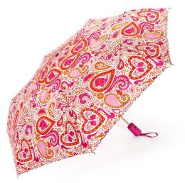 Jonathan Adler Pink Elephant Folding Umbrella (40.5 Dia)