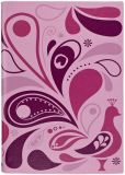 Product Image. Title: Jonathan Adler Peacock Cover in Purple HD