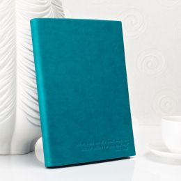 Carroll Quote Cover in Teal HD+