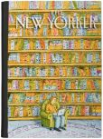 Product Image. Title: New Yorker Book Shelves Cover HD+
