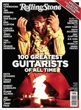Rolling Stone's 100 Greatest Guitarists of All Time