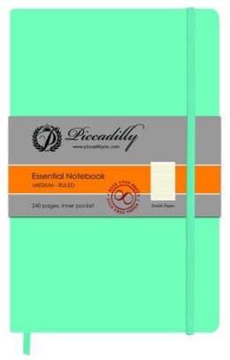 Essential Notebook -Sky Blue- Medium