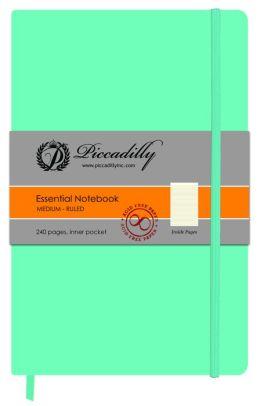 Essential Notebook -Sky Blue- Medium