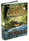 Book Cover Image. Title: The Jungle (Oregon Files Series #8), Author: Clive Cussler