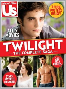 Us Weekly Special: Twilight Complete Saga