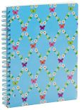 Product Image. Title: Daisy Trellis 1-Subject Lined Notebook 8.5'' x 11''