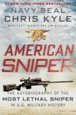 Book Cover Image. Title: American Sniper:  The Autobiography of the Most Lethal Sniper in U.S. Military History, Author: Chris Kyle