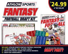 Athlon Fantasy Football Draft Kit 2014