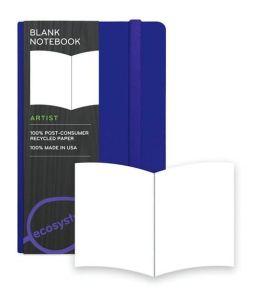 Ecosystem Blank Journal: Small (Grape)