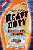 Book Cover Image. Title: Uncle John's Heavy Duty Bathroom Reader, Author: Bathroom Readers