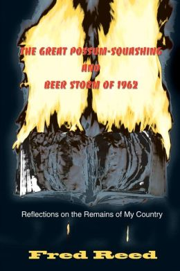 The Great Possum-Squashing and Beer Storm of 1962: Reflections on the Remains of My Country