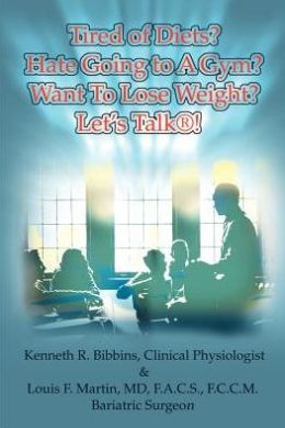 Tired of Diets? Hate Going to A Gym? Want To Lose Weight? Let's Talk!