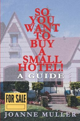 So You Want to Buy a Small Hotel!: A Guide