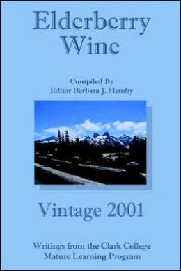 Elderberry Wine: Vintage 2001