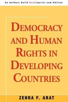 Democracy And Human Rights In Developing Countries