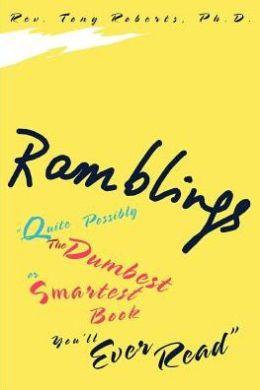 Ramblings: