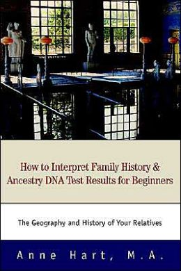 How To Interpret Family History And Ancestry Dna Test Results For Beginners