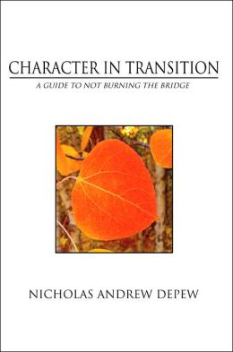 Character In Transition