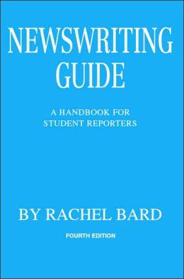 Newswriting Guide
